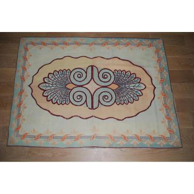 Tapis  Français  ancien Au Point 190cmx140cm