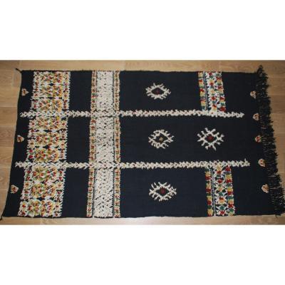 tapis ancien marocain 216cmx130cm
