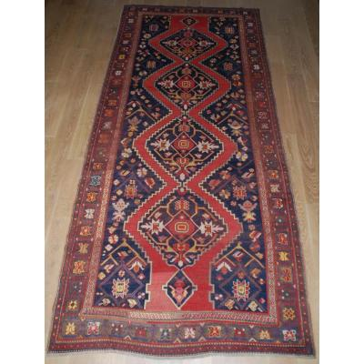 Old Kazak Carpet 382cmx172cm
