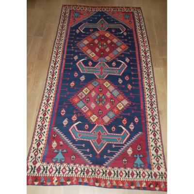 Old Carpet, Kilim 360cmx175cm