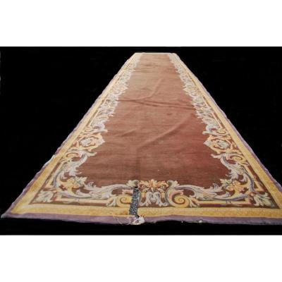 Aubusson Carpet 975cmx180cm