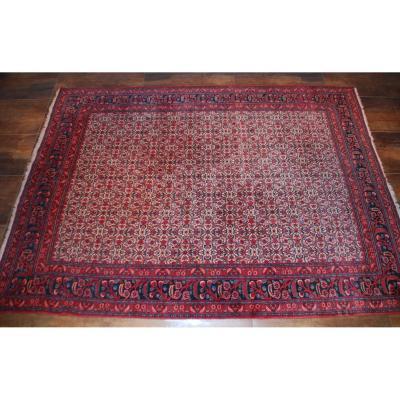 "tapis ancien ""Khorassan"" 396cmX287cm"