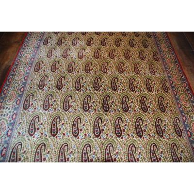 "Old Carpet ""ghom"" 350cmx223cm"