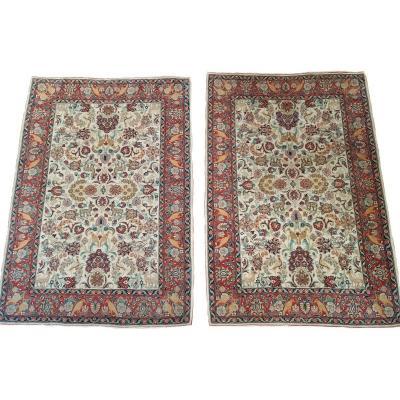 Tapis Persan (paire) 150cmx106cm