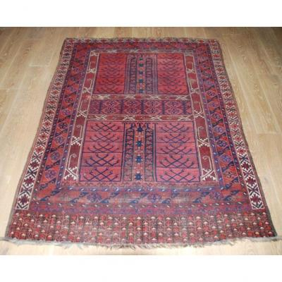 Tapis Ancien (turkmène) 191cmx147cm