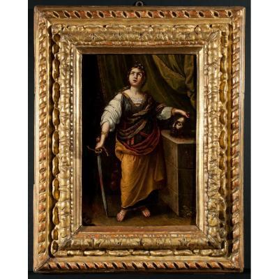 Judith & Holofernes, Seventeenth Century School Of The Seventeenth Century Around 1630