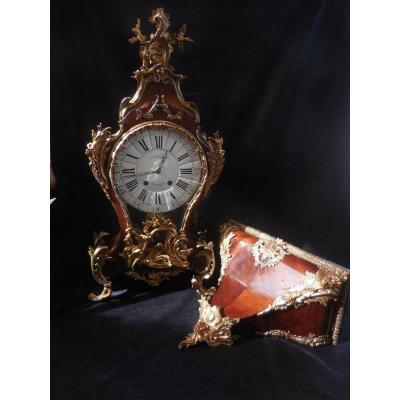 Grand cartel époque Louis XV Hauteur 147cm XVIIIe