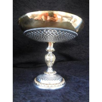 Cup Silver And Vermeil Cupcake Decor Time XXem