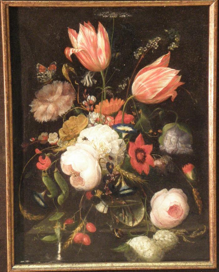 Panneau De Fleurs