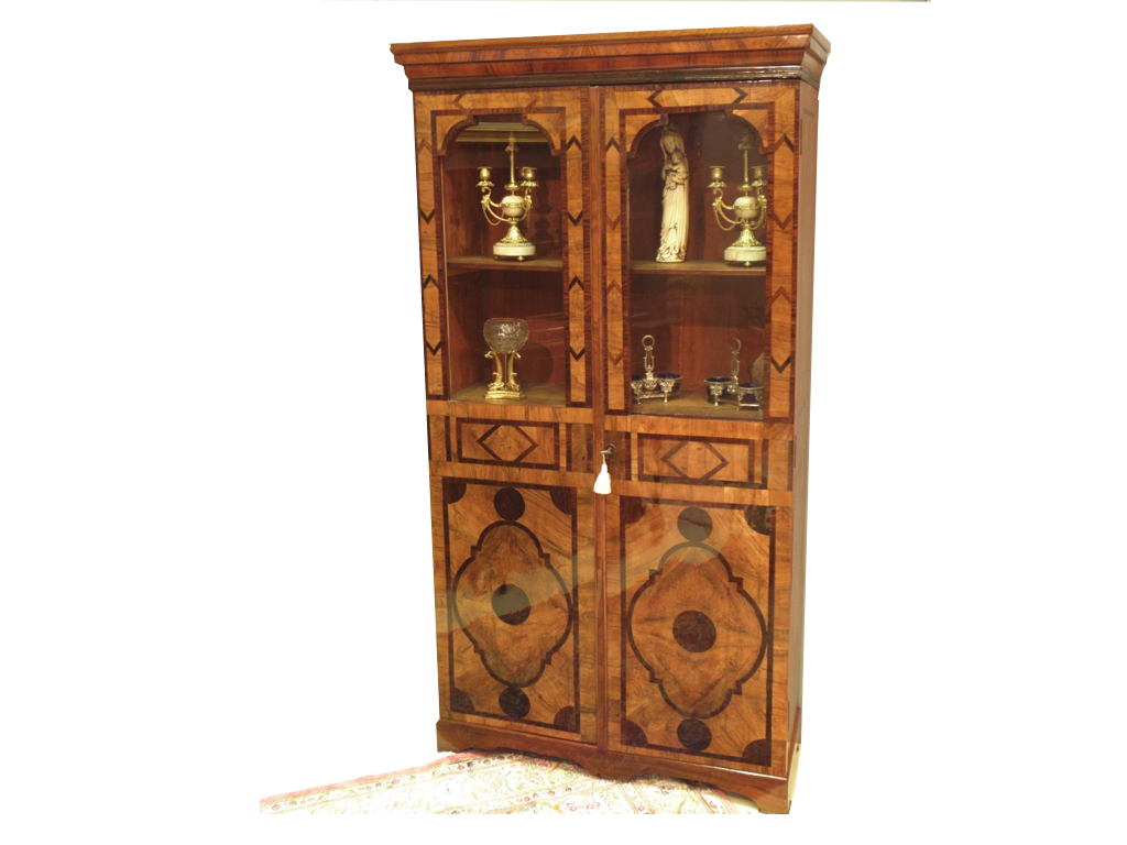 armoire biblioth que louis xiv biblioth ques. Black Bedroom Furniture Sets. Home Design Ideas