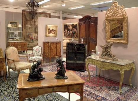les antiquaires proantic de bas rhin 67. Black Bedroom Furniture Sets. Home Design Ideas