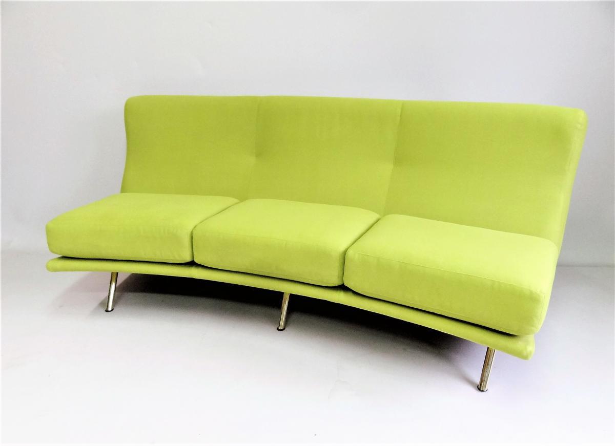 Canapé Triennal Marco Zanuso 1950 Pour Artflex