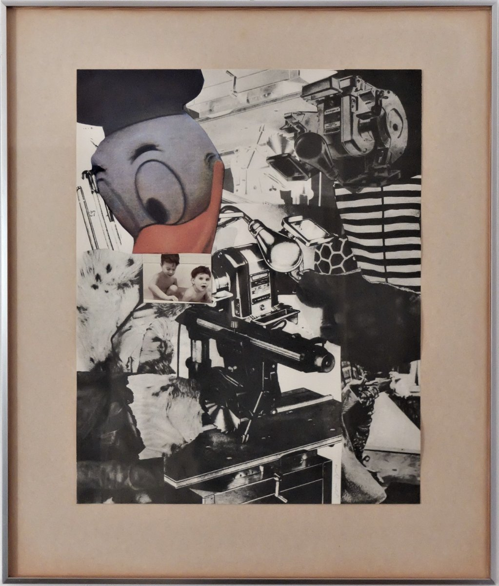 Jim Dine, Donald Duck...