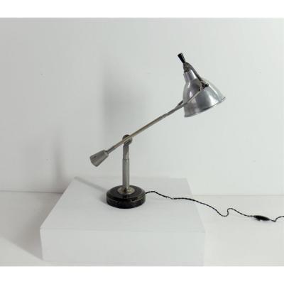 Lampe De Bureau Edouard Wilfred Buquet 1920/30