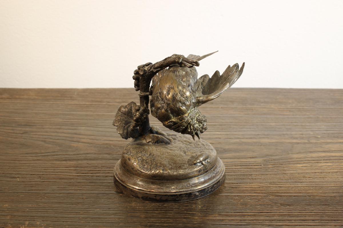 l'Oiseau Et Le Scarabée