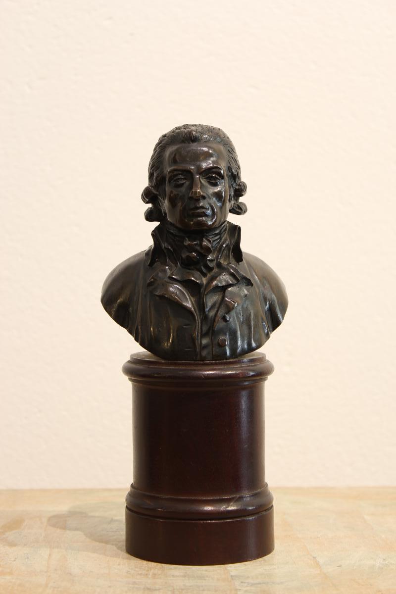 Small Bronze Bust