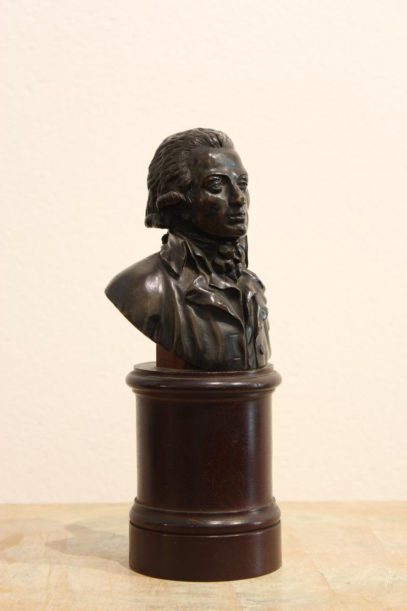 Small Bronze Bust-photo-2