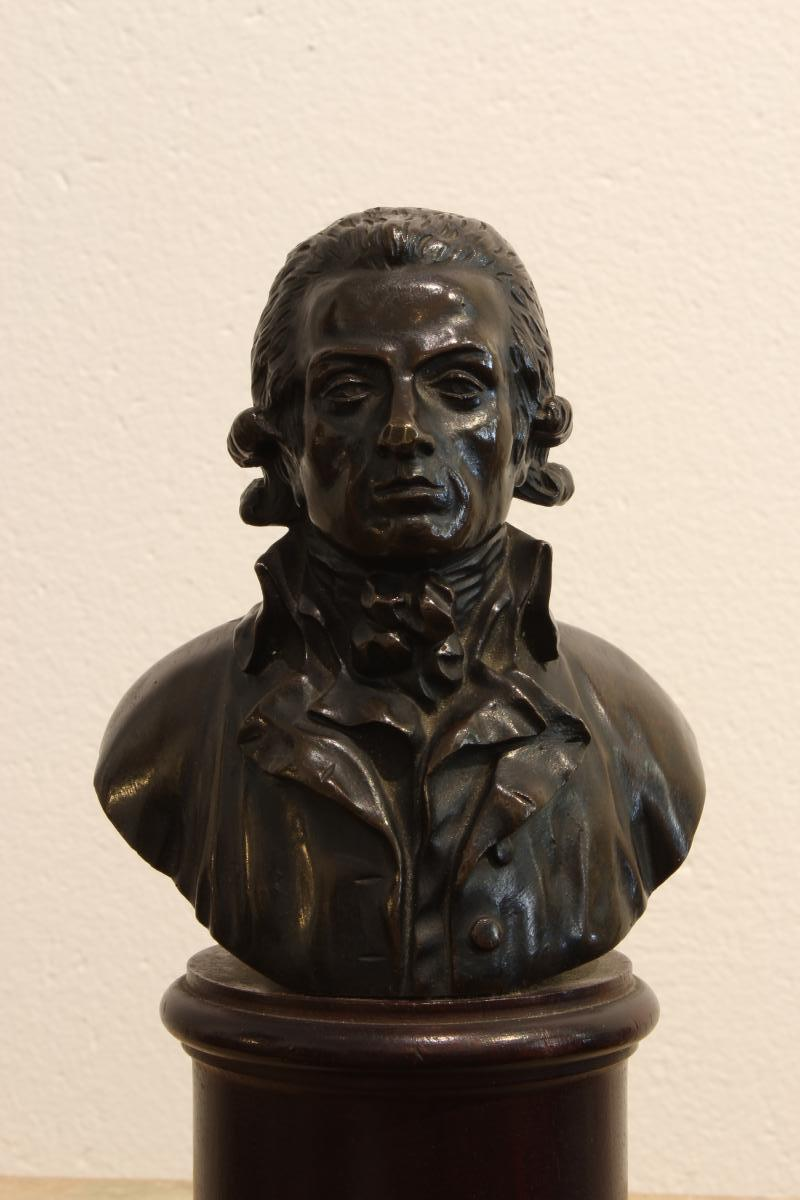 Small Bronze Bust-photo-4