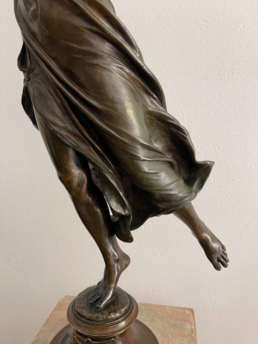 "Sculpture en bronze ""La Victoire"" de Marioton-photo-7"