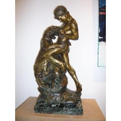 Grande Sculpture De Drouot