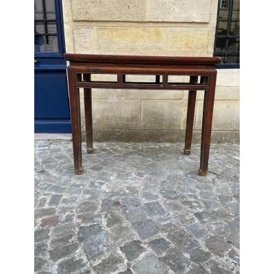 Table Chinoise