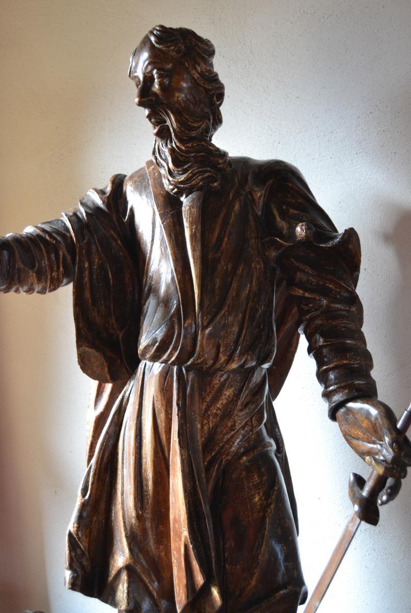 Statue De Saint Paul-photo-2