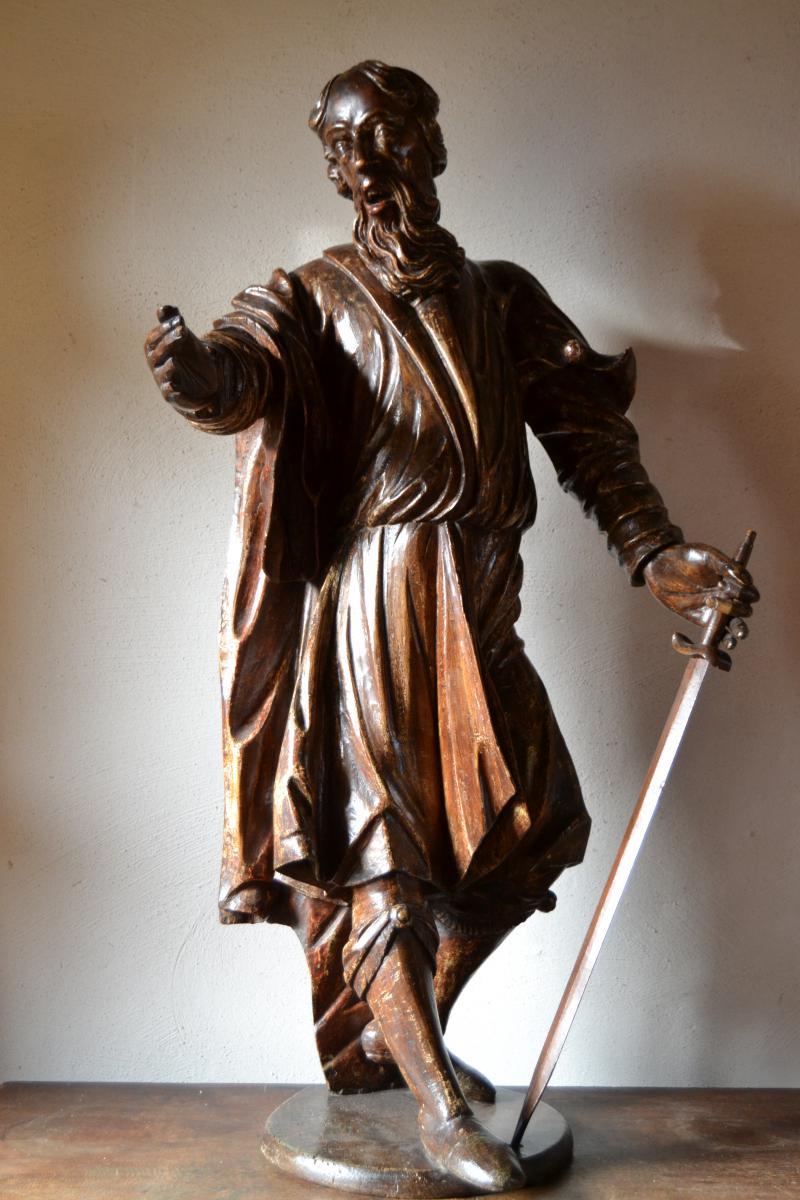 Statue De Saint Paul-photo-4