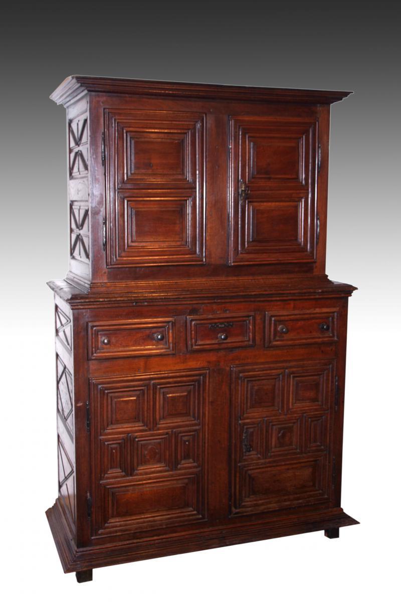 Quatre Portes, époque Louis XIII