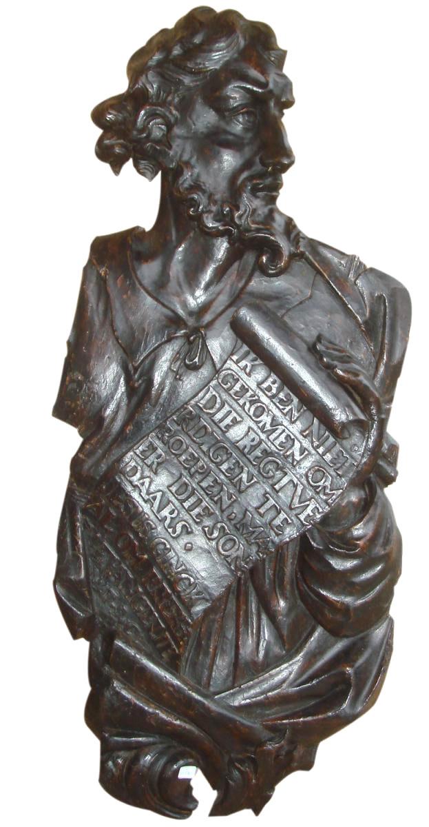 Buste d'Homme, 17e Siècle