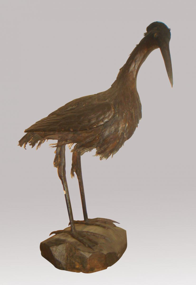 Stork Wrought Iron, Early 19th Century
