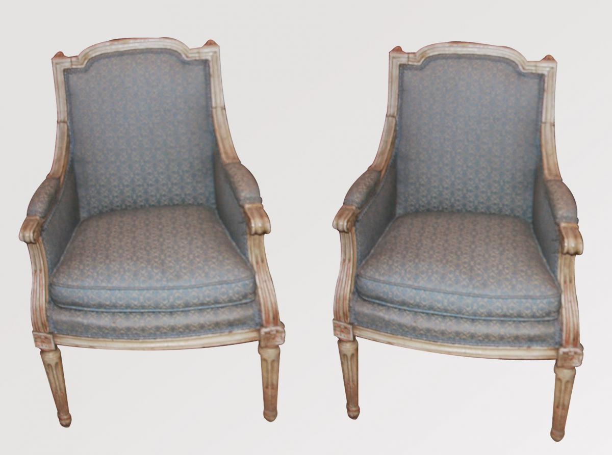 Pair Of Bergeres For Children
