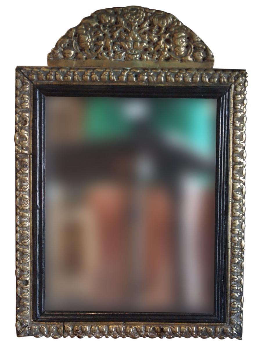 Toilet Mirror, Louis XIII