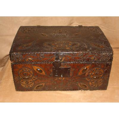 Large Box, End 17th Early 18th Centuries
