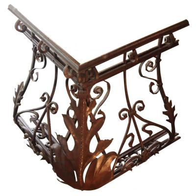 A Wrought Iron Mastery Object