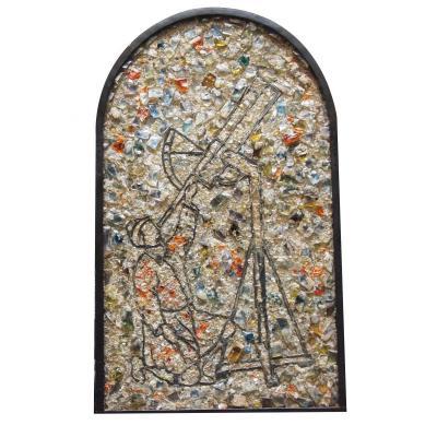 A Glass Composition