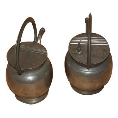 Two Milk Pots