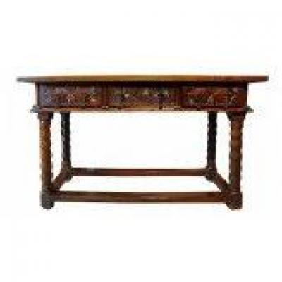 Table Console XVIIe Siècle