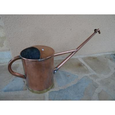 A Winemaker's Watering Can