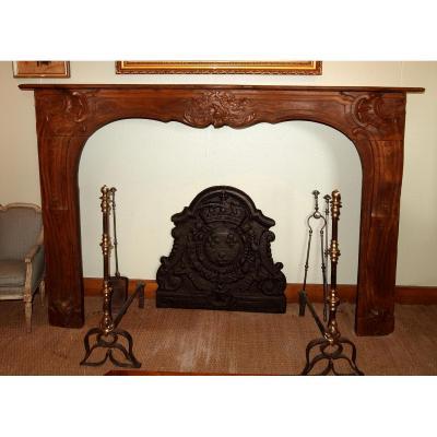 Fireplace, Regency