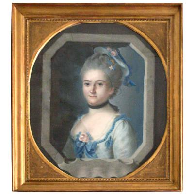 Pastel  Late 18th