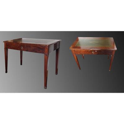 Une Table Bureau  époque Directoire.