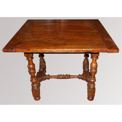 Table ancienne sur proantic haute poque renaissance - Table basse louis xiv ...