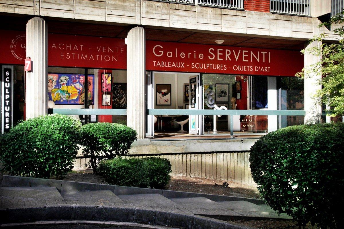 Galerie Serventi