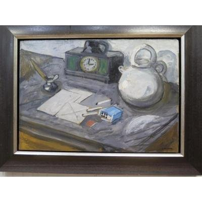Chabaud Auguste: Still Life
