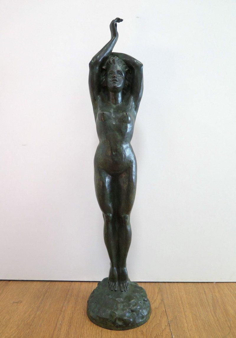 Ferdinand PARPAN (1902 - 2004) - Jeune femme nue