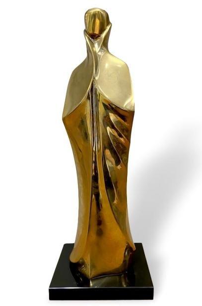 Bronze De Michel Beck