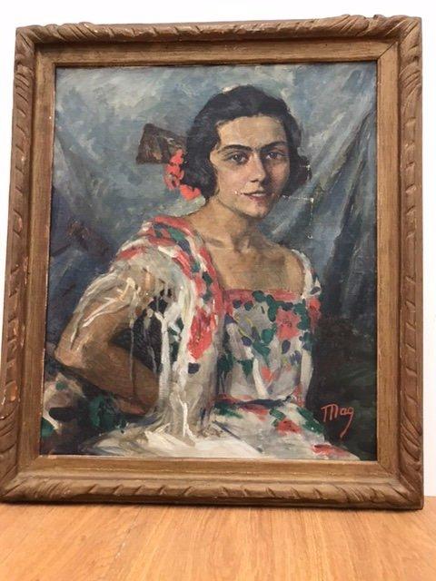 Portrait 1925