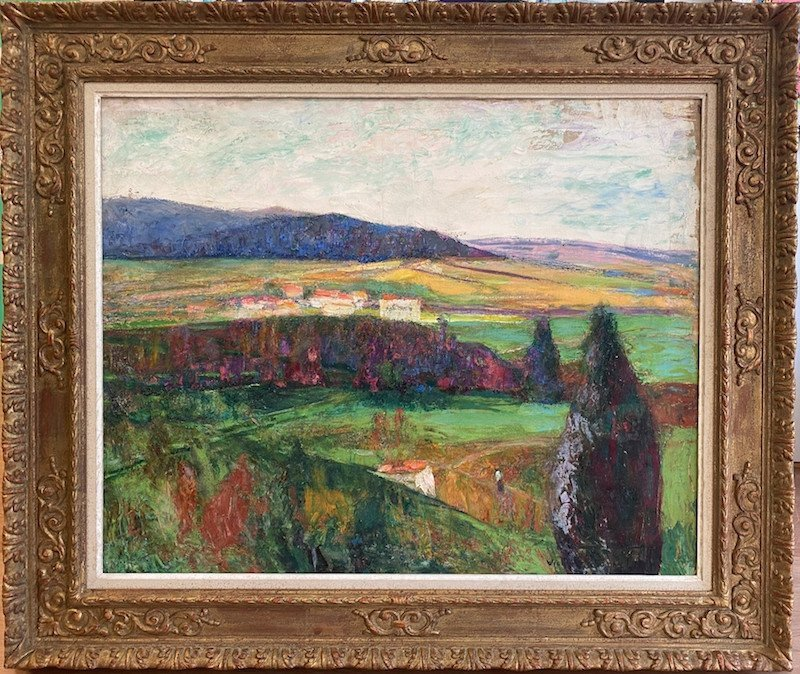 Victor Charreton  : Paysage