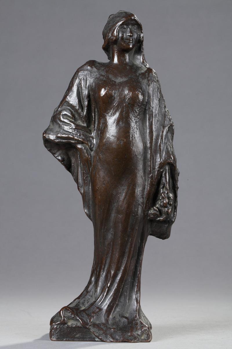 La Mariée - Janet Scudder (1869-1940)