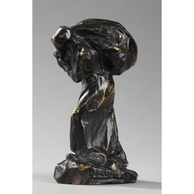 Retour de l'Herbe - Aimé-Jules Dalou (1838-1902)